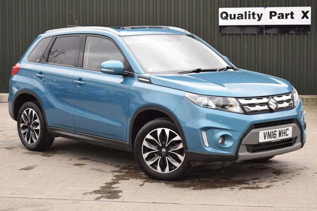 USED 2016 16 SUZUKI VITARA 1.6 DDiS SZ5 (s/s) 5dr JUST ARRIVED