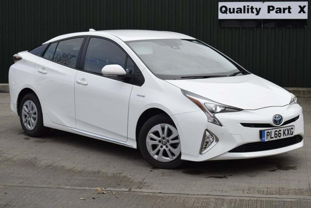 USED 2016 66 TOYOTA PRIUS 1.8 VVT-h Business Edition Plus CVT (s/s) 5dr (15in Alloy) JUST ARRIVED
