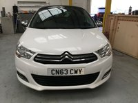 USED 2013 63 CITROEN C4 1.6 HDI SELECTION 5d 115 BHP