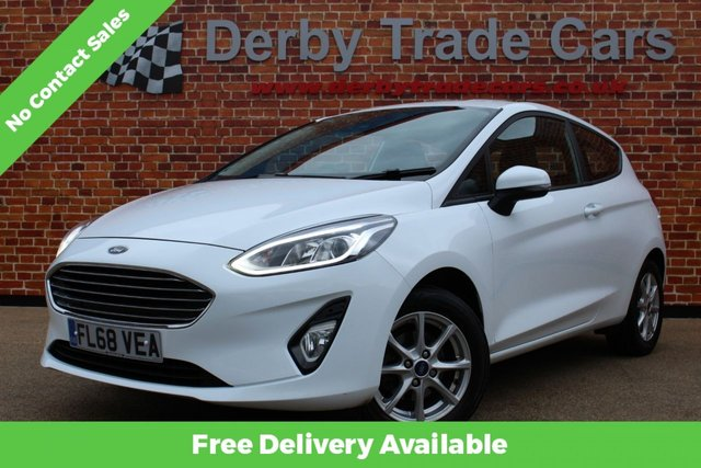 FORD FIESTA at Derby Trade Cars