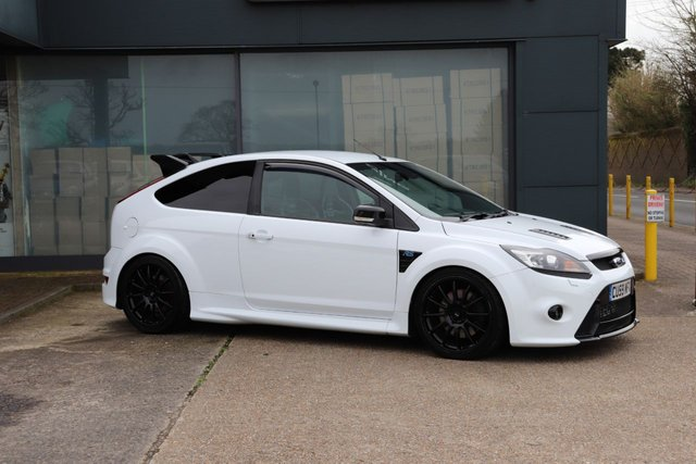 2009 59 FORD FOCUS 2.5 RS 3d 400 BHP
