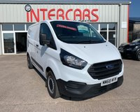 2018 FORD TRANSIT CUSTOM 2.0 300 BASE P/V L1 H1 104 BHP £13950.00