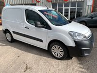 2018 CITROEN BERLINGO 1.6 850 ENTERPRISE L1 BLUEHDI 98 BHP £9500.00