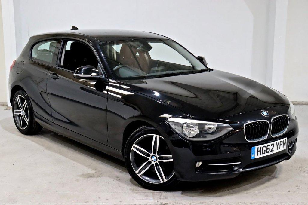 USED 2013 62 BMW 1 SERIES 1.6 116I SPORT 3d 135 BHP