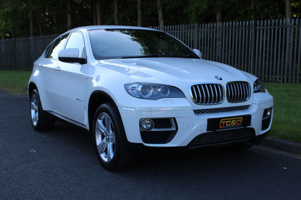 USED 2014 14 BMW X6 3.0 XDRIVE40D 4d 302 BHP A CLEAN LOW MILEAGE EXAMPLE WITH SERVICE HISTORY!!!