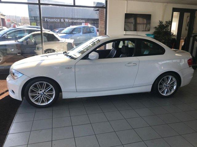 USED 2013 13 BMW 1 SERIES 2.0 120D M SPORT 2d 175 BHP