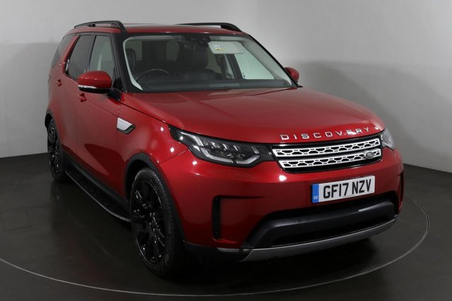 2017 17 LAND ROVER DISCOVERY 3.0 TD6 HSE 5d 255 BHP ULEZ EXEMPT