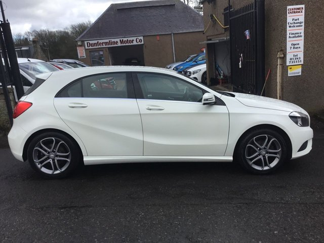 USED 2014 14 MERCEDES-BENZ A-CLASS 1.5 A180 CDI BLUEEFFICIENCY SPORT 5d 109 BHP ++FOR FULL DETAILS CALL JOHN ON 07972385205++