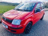 2011 FIAT PANDA 1.2 Active 5dr (EU5) £1695.00