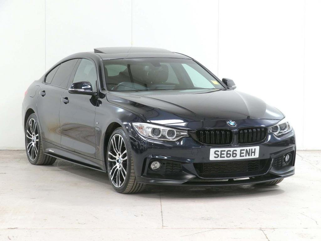USED 2017 66 BMW 4 SERIES 3.0 430d M Sport Gran Coupe Sport Auto xDrive (s/s) 5dr *£2,750 EXTRA*BODYKIT*DELIVERY