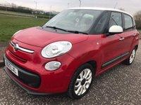 2013 FIAT 500L 1.6 MultiJet Pop Star 5dr £4495.00