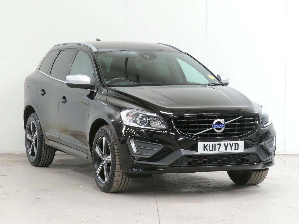 USED 2017 17 VOLVO XC60 2.0 D4 R-Design Lux Nav Geartronic (s/s) 5dr **£1,675 EXTRAS**HOME-DELIVERY