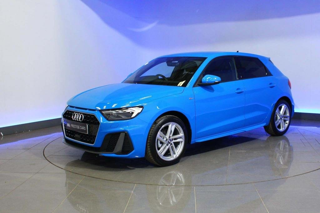 USED 2019 19 AUDI A1 1.0 TFSI 30 S line Sportback (s/s) 5dr HEATED FRONT SEATS BLUETOOTH