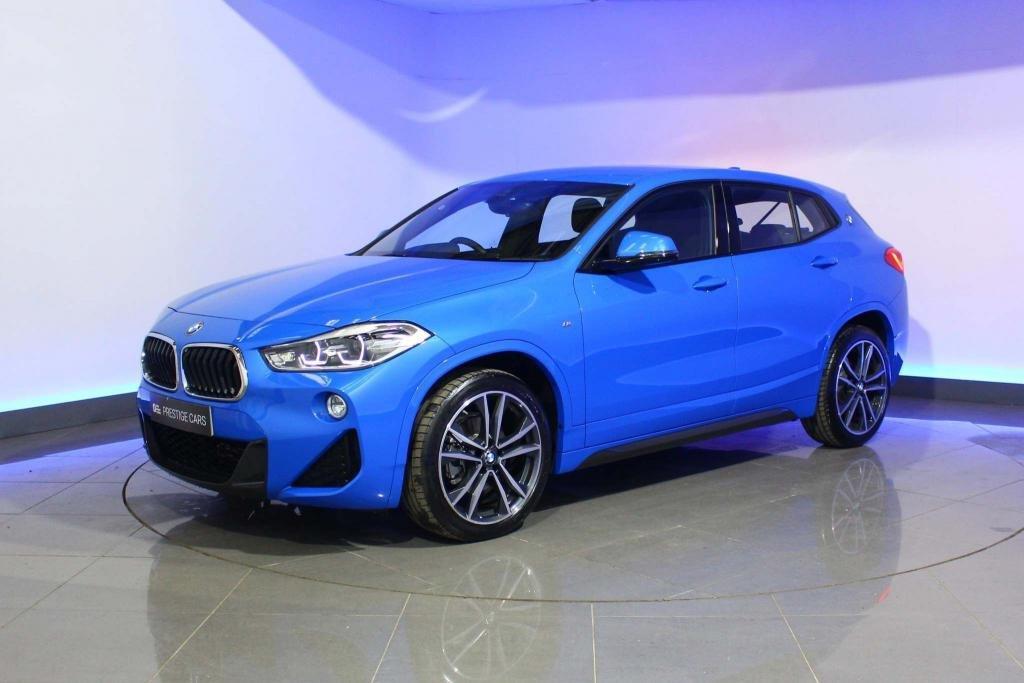 USED 2019 19 BMW X2 1.5 18i M Sport sDrive (s/s) 5dr SAT NAV BLUETOOTH DAB RADIO