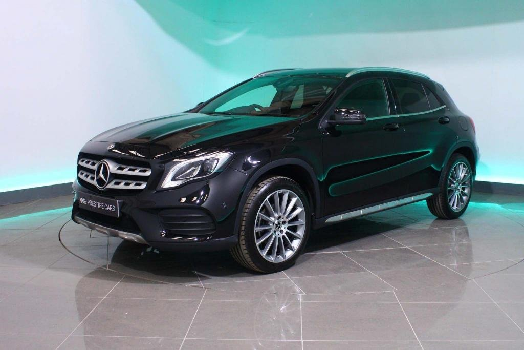 USED 2019 69 MERCEDES-BENZ GLA-CLASS 1.6 GLA200 AMG Line Edition 7G-DCT (s/s) 5dr SAT NAV HEATED SEATS DAB RADIO