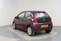 USED 2016 16 PEUGEOT 108 ACTIVE