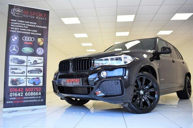 2016 16 BMW X5 XDRIVE40D 3.0 M SPORT