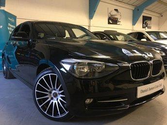 2012 BMW 1 SERIES 2.0 120D SPORT 5d 181 BHP