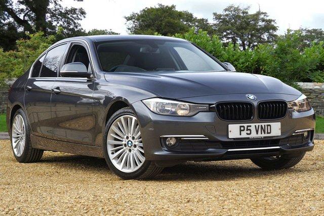 2012 12 BMW 3 SERIES 2.0 320D LUXURY 4d Diesel Automatic