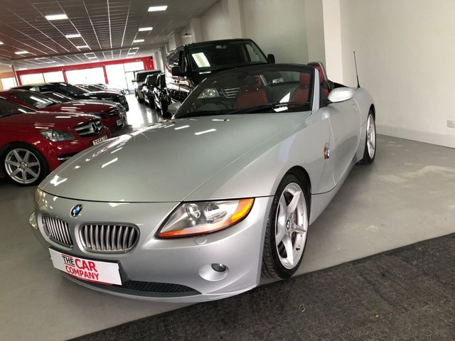 2003 BMW Z4 3.0 Z4 ROADSTER 2d 228 BHP