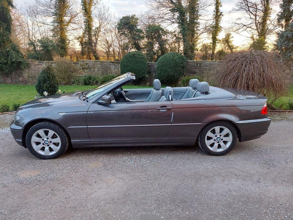 USED 2006 56 BMW 3 SERIES 2.0 318CI SE 2d 148 BHP