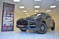 USED 2018 18 PORSCHE CAYENNE 3.0 V6 TIPTRONIC 5 DOOR 340 BHP