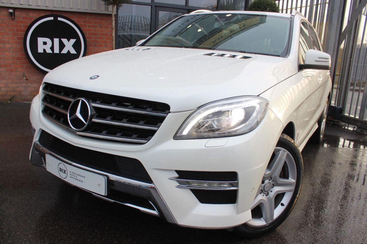 Used MERCEDES-BENZ M-CLASSfor sale