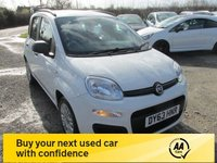USED 2013 63 FIAT PANDA 1.2 EASY 5d 69 BHP AIRCON CD SERVICE HISTORY LOW TAX