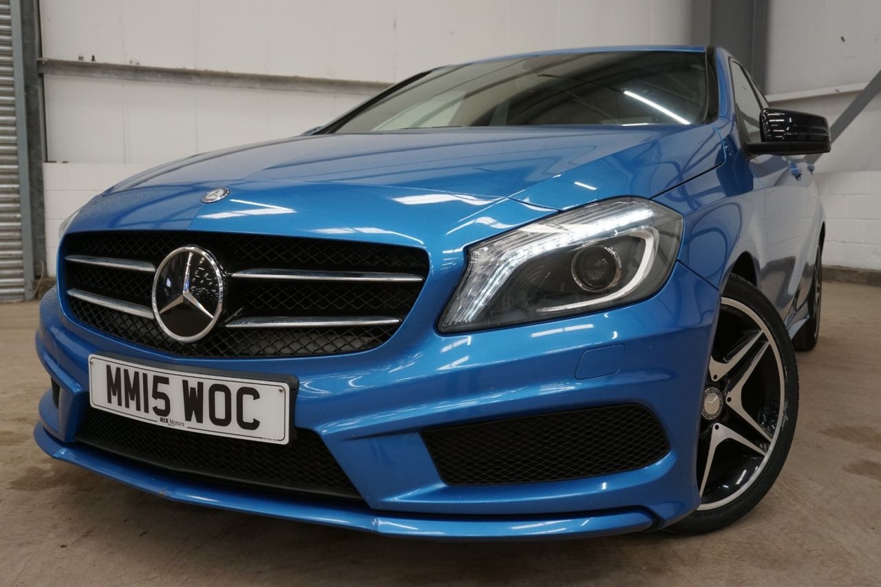 Used MERCEDES-BENZ A-CLASSfor sale