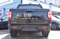 USED 1970 SSANGYONG MUSSO Musso Rebel 2.2 Auto 7 YEAR MANUFACTURER WARRANTY 150K MILES