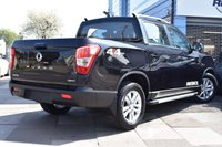 USED 1970 SSANGYONG MUSSO NEW MUSSO FROM £21995 + VAT / SARACEN AUTOMATIC FROM £28245 + VAT DISCOUNTS FOR FIELD AND COUNTRY AND 0% FINANCE AVAILABLE 7 YEAR MANUFACTURER WARRANTY 150K MILES