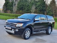 2014 FORD RANGER 3.2 LIMITED 4X4 DCB TDCI 4d 197 BHP SOLD