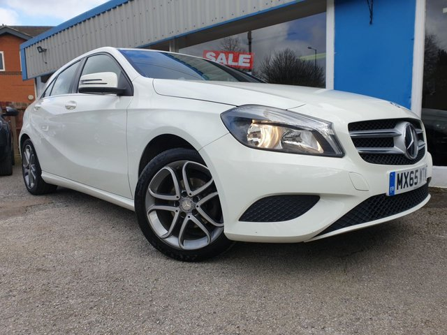 USED 2015 65 MERCEDES-BENZ A-CLASS 1.5 A180 CDI BLUEEFFICIENCY SPORT 5d 109 BHP