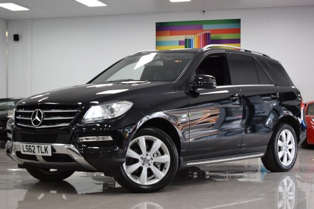 USED 2012 60 MERCEDES-BENZ M-CLASS 3.0L ML350 BLUETEC SPECIAL EDITION 5d AUTO 258 BHP AMAZING MERC ML350!, COMFORTABLE, RELIABLE MERCEDES, LOVELY CAR IN GREAT SPEC!