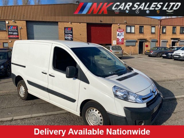 2014 64 CITROEN DISPATCH 1.6 1000 L1H1 ENTERPRISE HDI 89 BHPPRICE SOLD TO CHARLIE FROM MANSFIELD