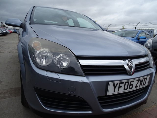 USED 2006 06 VAUXHALL ASTRA 1.8 CLUB 16V 5d AUTOMATIC PETROL