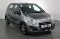 USED 2014 14 SUZUKI ALTO 1.0 SZ 5d 68 BHP 2 OWNERS with 3 Stamp SERVICE HISTORY