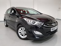 USED 2012 62 HYUNDAI I30 1.6 CRDI ACTIVE BLUE DRIVE 5d 109 BHP AA APPROVED DEALER AND AA WARRANTY INCLUDED