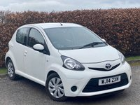 USED 2014 14 TOYOTA AYGO 1.0 VVT-I MOVE 5d ( CAT N )  * ( CAT N ) * TOM TOM SATELLITE NAVIGATION *