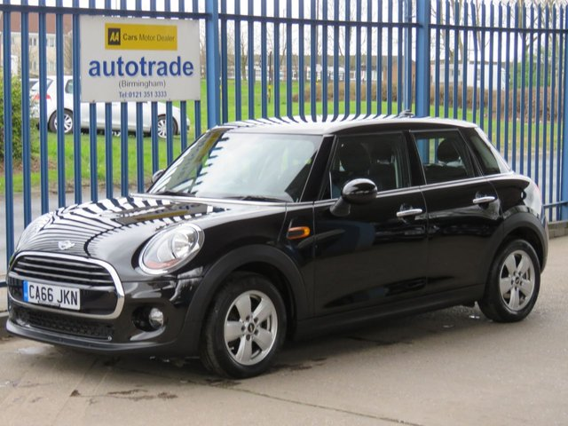 USED 2017 66 MINI HATCH COOPER 1.5 COOPER 5d 134 BHP ULEZ COMPLIANT, BLUETOOTH, DAB 1 OWNER £20 ROAD TAX, ULEZ COMPLIANT, CRUISE CONTROL, BLUETOOTH, SERVICE HISTORY