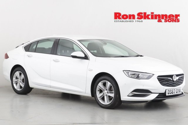 View our 2017 67 VAUXHALL INSIGNIA 1.5 GRAND SPORT TECH LINE NAV 5d 163 BHP