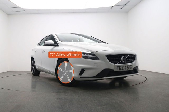 VOLVO V40 at Georgesons