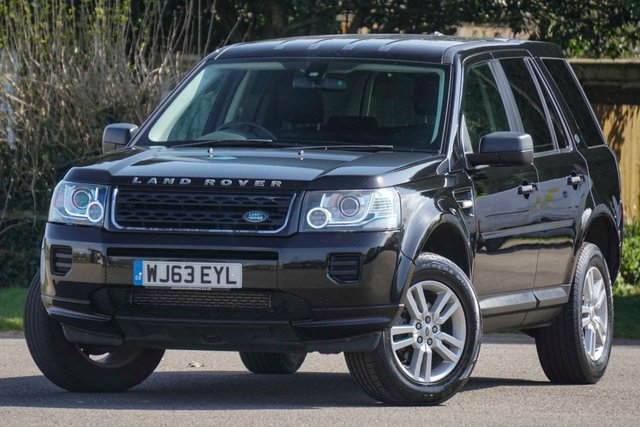 LAND ROVER FREELANDER at Tim Hayward Car Sales