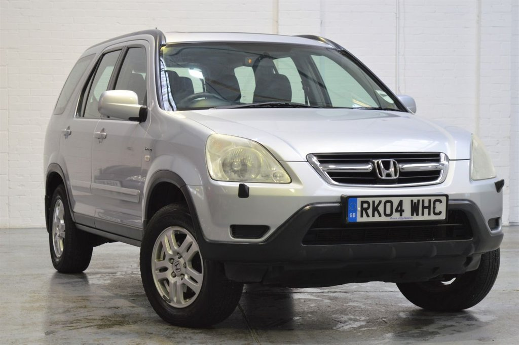 USED 2004 04 HONDA CR-V 2.0 I-VTEC SE SPORT 5d 148 BHP PX TO CLEAR SOLD AS SEEN