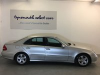USED 2004 54 MERCEDES-BENZ E CLASS 3.2 E320 CDI AVANTGARDE 4d 204 BHP Marvellous Mercedes-Benz E320 CDi Avantgarde Finished In The Best Colour For The Car Brilliant Silver With Full Black Leather Upholstery, This Car Has Only Covered 99,500 Miles With Just 3 Owners The Last One We Supplied The Car To 11 Years Ago,  Still A Really Good Looking Car That Looks and Drives As Well As It Did When We Sold It All  Those Years Ago, Very Smooth And Powerful 6 Cylinder Mercedes-Benz Engine Coupled To A Silky Smooth Five Speed Automatic Gearbox  No Rusty Wings Or Boot Lid And