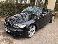 USED 2009 09 BMW 1 SERIES 2.0 120D M SPORT 2d 175 BHP