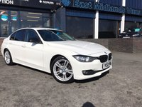 2012 BMW 3 SERIES 2.0 320D EFFICIENTDYNAMICS 4d 161 BHP £5650.00