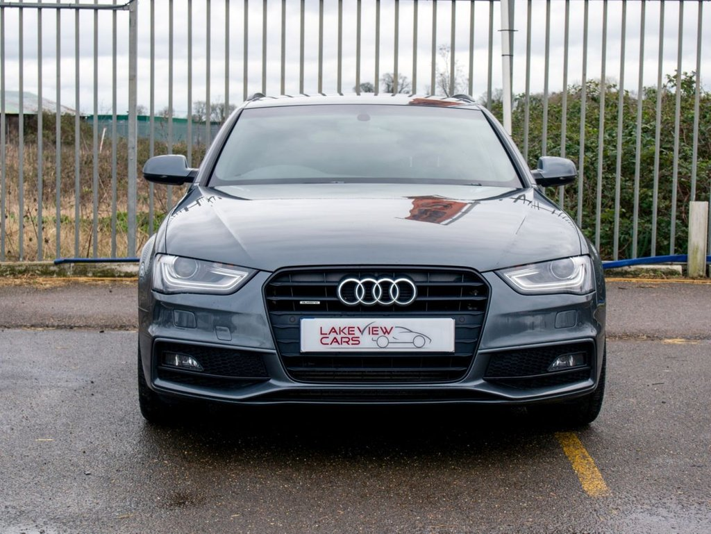 USED 2012 12 AUDI A4 2.0 AVANT TDI QUATTRO BLACK EDITION 5d 174 BHP ** SPECIAL FACEBOOK ONLY OFFER ** ... FINANCE FROM AS LITTLE AS ZERO DEPOSIT AND £229 P/M (full details available on request - subject to T&C's and acceptance)