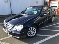 USED 2007 07 MERCEDES-BENZ CLK 3.0 CLK280 ELEGANCE 2d 228 BHP FREE 82 POINT RAC CHECK!!!