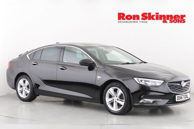 View our 2017 67 VAUXHALL INSIGNIA 1.6 GRAND SPORT ELITE NAV ECOTEC 5d 134 BHP